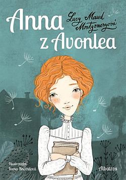 Anna z Avonlea obálka knihy