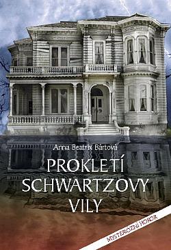 Prokletí Schwartzovy vily obálka knihy