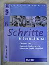 Schritte international 6 – paket učebnice / pracovní sešit vč. CD + slovníček CZ