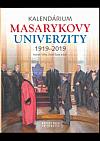Kalendárium Masarykovy univerzity 1919 - 2019
