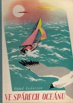 Ve spárech oceánu obálka knihy