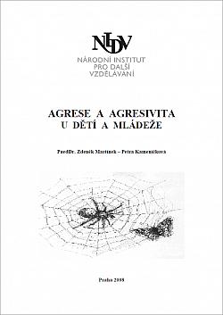 Agrese a agresivita u dětí a mládeže obálka knihy