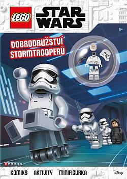 Lego Star Wars. Dobrodružství Stormtrooperů