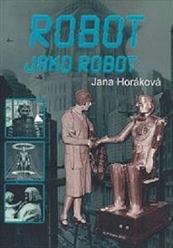 Robot jako robot obálka knihy