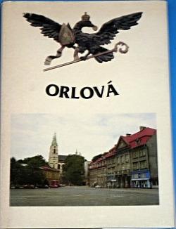 Dějiny Orlové obálka knihy