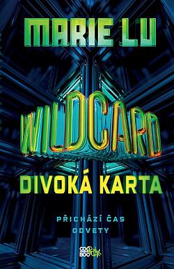 Wildcard: Divoká karta obálka knihy