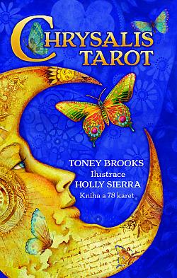 Chrysalis Tarot - kniha a 78 karet
