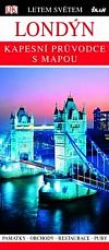 Londýn - kapesní průvodce s mapou