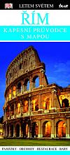 Řím - kapesní průvodce s mapou