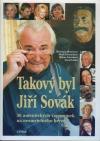 Takový byl Jiří Sovák obálka knihy