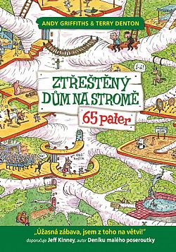 65 pater obálka knihy
