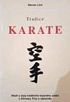 Tradice karate