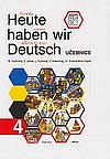 Heute haben wir Deutsch 4