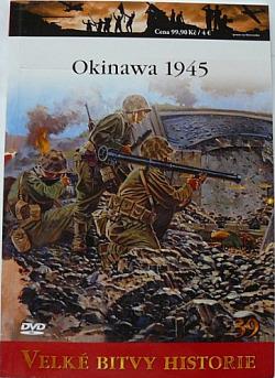 Okinawa 1945 - Poslední bitva obálka knihy