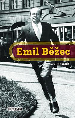 Emil Běžec obálka knihy