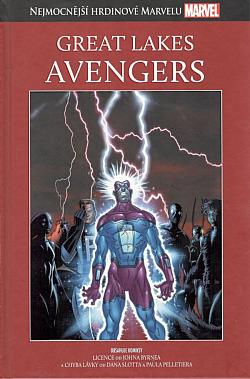 Great Lakes Avengers obálka knihy