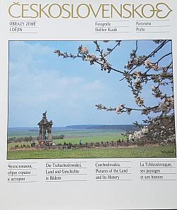 Československo - obrazy země i dějin obálka knihy