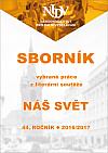 Sborník vybrané práce z literární soutěže Náš svět 2016/2017
