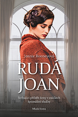 Rudá Joan obálka knihy