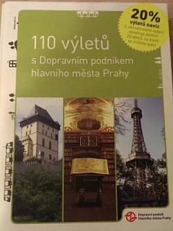 110 výletů s Dopravním podnikem hlavního města Prahy