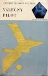 Válečný pilot obálka knihy