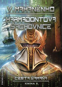 Karmadontova šachovnice obálka knihy