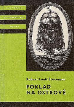 Poklad na ostrově obálka knihy