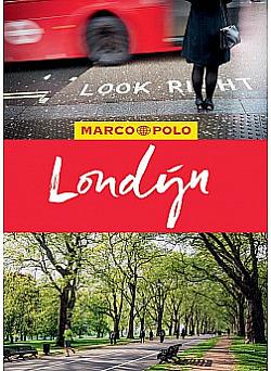 Londýn obálka knihy