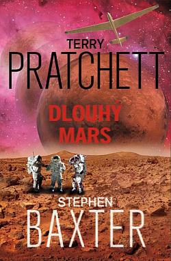 Dlouhý Mars obálka knihy