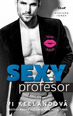 Sexy profesor obálka knihy