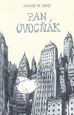 Pan Ovocňák obálka knihy