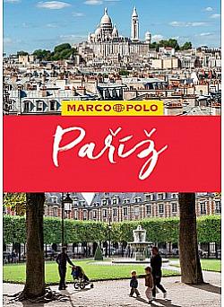 Paříž obálka knihy