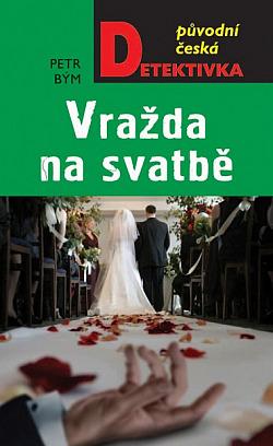 Vražda na svatbě obálka knihy