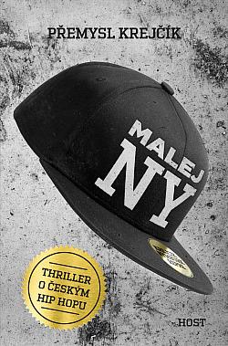 Malej NY obálka knihy