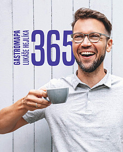 365 - Gastromapa Lukáše Hejlíka obálka knihy