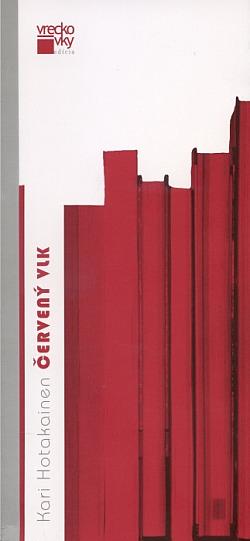 Červený vlk obálka knihy