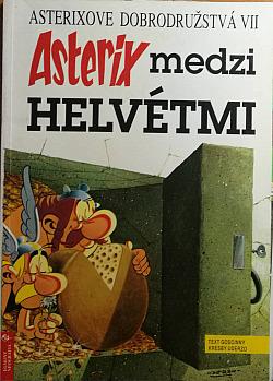 Asterix medzi Helvétmi