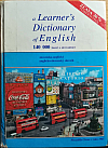 A Learner´s Dictionary of English