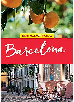 Barcelona obálka knihy
