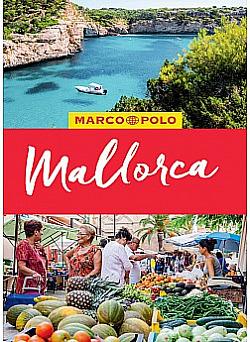 Mallorca obálka knihy