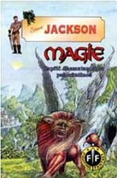 Magie: Napříč Shamutantskou pahorkatinou obálka knihy