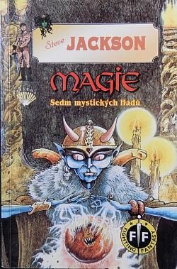 Magie: Sedm mystických Hadů obálka knihy