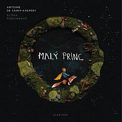 Malý princ obálka knihy