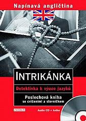 Intrikánka - Napínavá angličtina