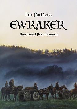 Ewraker obálka knihy
