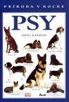 Psy obálka knihy
