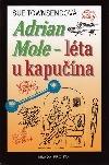Adrian Mole - léta u kapučína obálka knihy