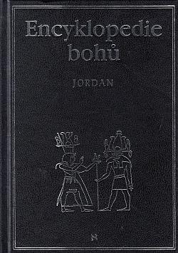 Encyklopedie bohů obálka knihy
