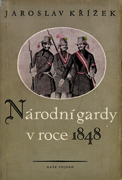 Národní gardy v roce 1848 obálka knihy