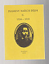 Prameny našich dějin II. 1526-1918